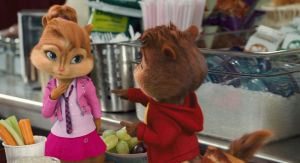 Brittany you better look out by ASTTheChipmunks