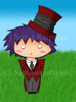 My Mad-Hatter Inspired Person by SamAwesumness