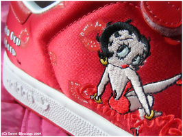 ::Betty Boop:: by Sweet-Blessings