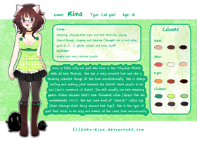Rina Reference Information Sheet by Neko-Rina