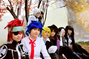 D.Gray Man-Autumn by CosplaySocietyPro