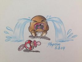Baby Goomba by HerOnceWhiteWings