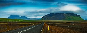 Iceland - follow with the sun by PatiMakowska