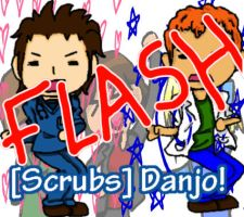 Scrubs Danjo Animation by Graffiti2DMyHeart