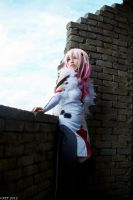 Guilty Crown - Inori by wisely84