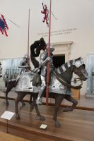 mounted knight close up 7 by oldsoulmasquer