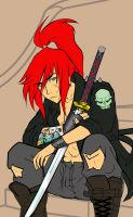 Punk kenshin by Warshield22