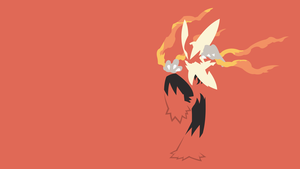 Mega Blaziken by DashingHero