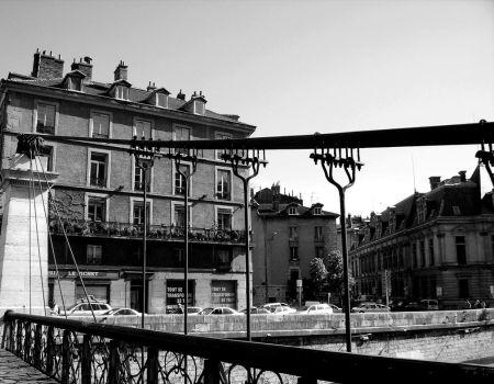 Grenoble VII by Dirty-love
