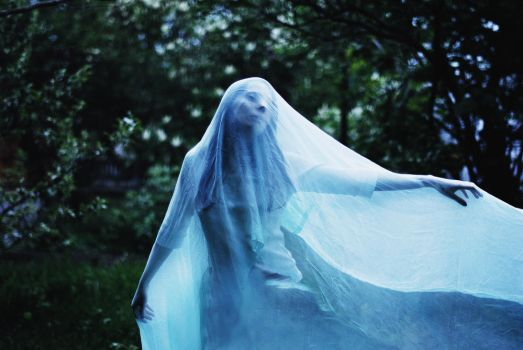 Blue Ghost by PersephonaLight