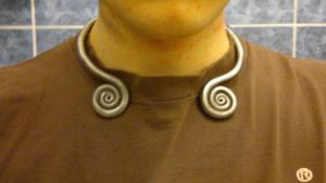 Finished Torc by Roshenko