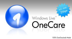 Microsoft Live OneCare Orb by GooGooJoob