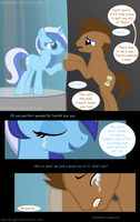 MLP: The Death of Minuette by KPenDragon
