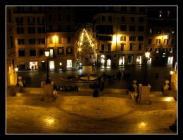 Spanish Steps by SurfGuy3