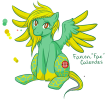 Farien (Fae) Calendes by MyLilAdoptables