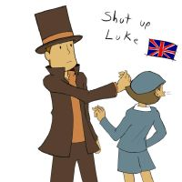 Shut Up Luke by Jimmy-GV