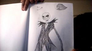 My version of Jack Skeleton by ArcanaEX
