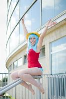Bulma in One Piece world?? - Dragon Ball x OP by Mellorineeee
