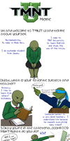 TMNT U meme with Ando Rei by Pimpypants