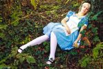 Alice - Dreaming of Wonderland by CrystalPanda