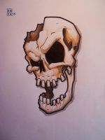 Skully by cnerone21