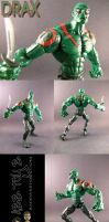 Drax the Destroyer by Randy-Chisholm