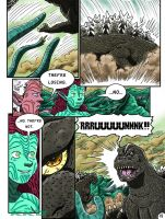 Godzilla: Kings and Brothers, Page #18 by kaijukid