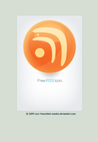 RSS Icon 2.0 - Free PSD by sunDox