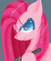 Pinkamena D.Pie by cbatie11