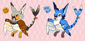 Pippadee Adopts Batch (OPEN) by starsweep