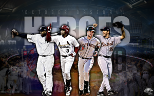 2012 Postseason Heroes by TheHawkeyeStudio