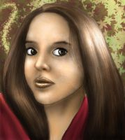 Potrait of some internet-buddy by Cane-force