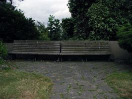 Bench by angelwillz