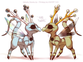 THE UMBRA PROJECT - The Twins by Aishishi