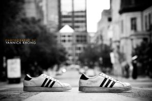 Walking Chase Jarvis III by confucius-zero