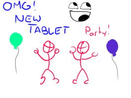 new tablet doodles by misty2999