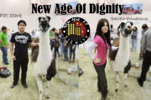 Llamas are Awesome!!! by Nao-Dignity