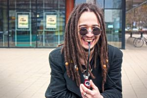 Kevin the dreadhead by tvrphotography