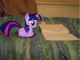 Twilight Reads my Script - 19 by FD-Daylight