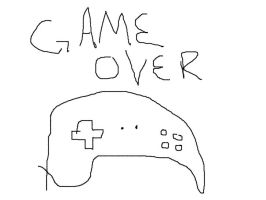 Game Over by Goth500