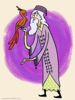 Dumbledore by reed682
