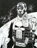 The Punisher by KusanagiLover