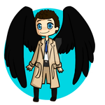 Castiel by benderadopts