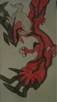 Yveltal by TOADMA