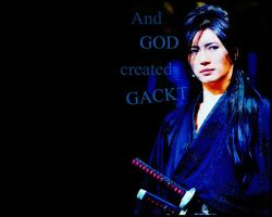 And God created Gackt by OneWingedAngel75
