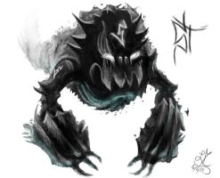 Ghost Brush by Fenrir--the-2nd