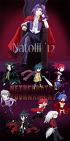 Disgaea - Netherbattle Tournament by Natolii