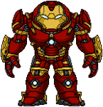 Iron Man Mark XLIV by spid3y916