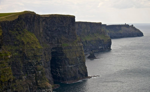 The Cliffs of Moher by LunaAuryn