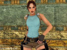 another Lara Render by that-damn-ash-kid